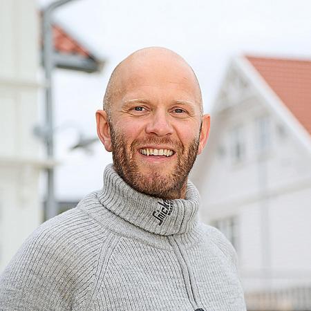 Tømrer Lars Østhagen - Ternen Håndverk AS